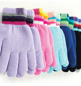 Britt's Knits - Kids Fuzzy-Lined Gloves