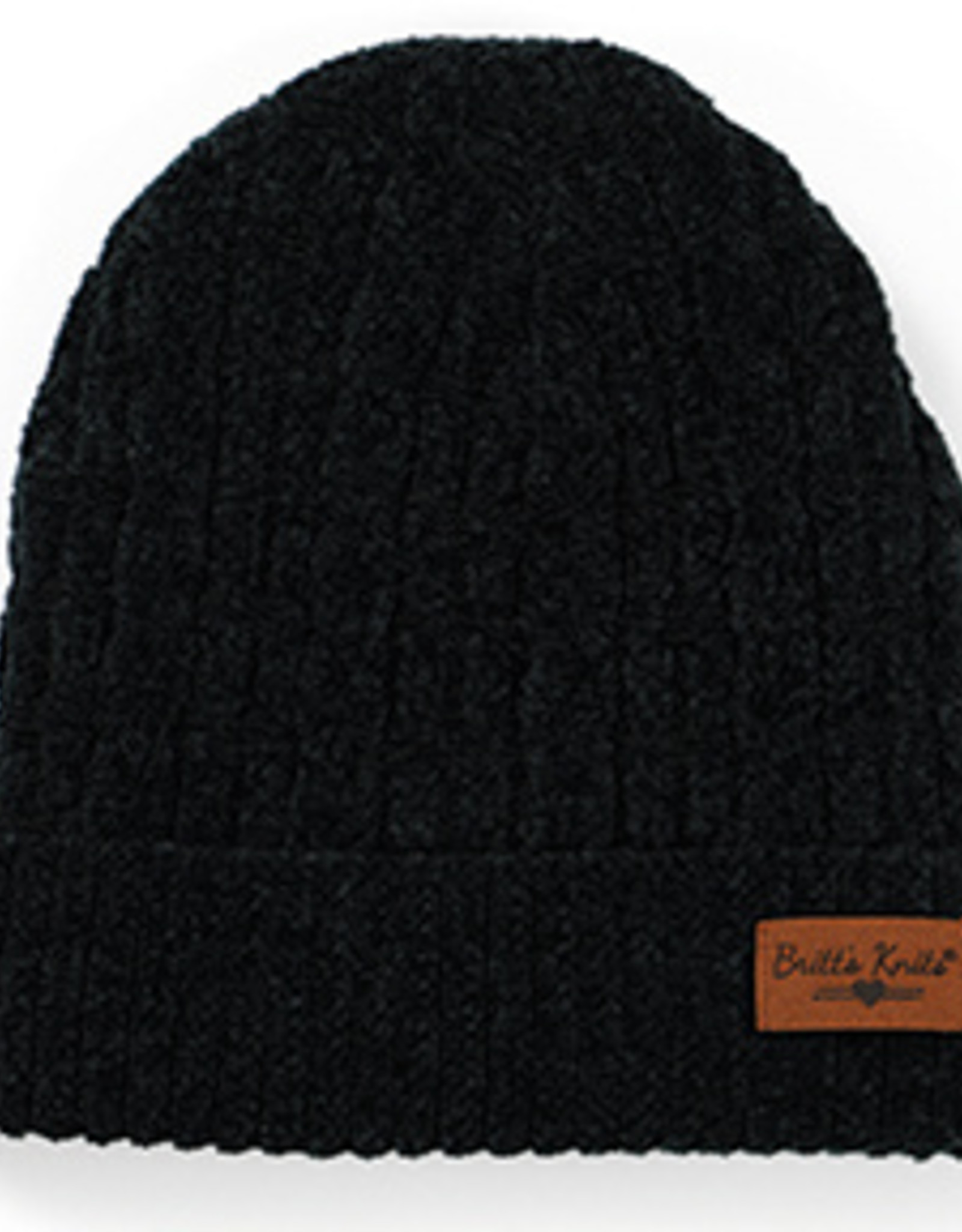 Britts Knits - Soft Chenille Hat