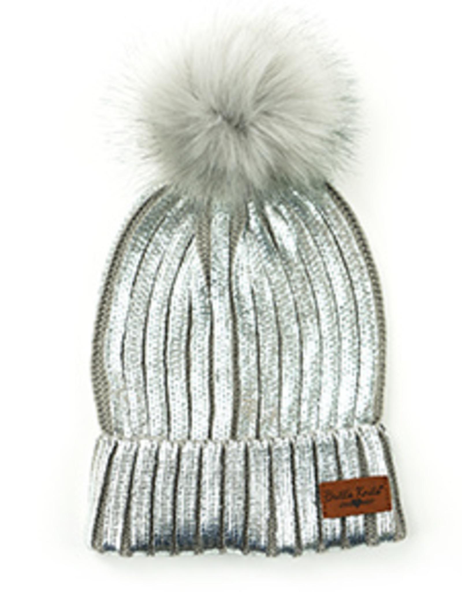 Britts Knits - Glacier Knit Pom Hat