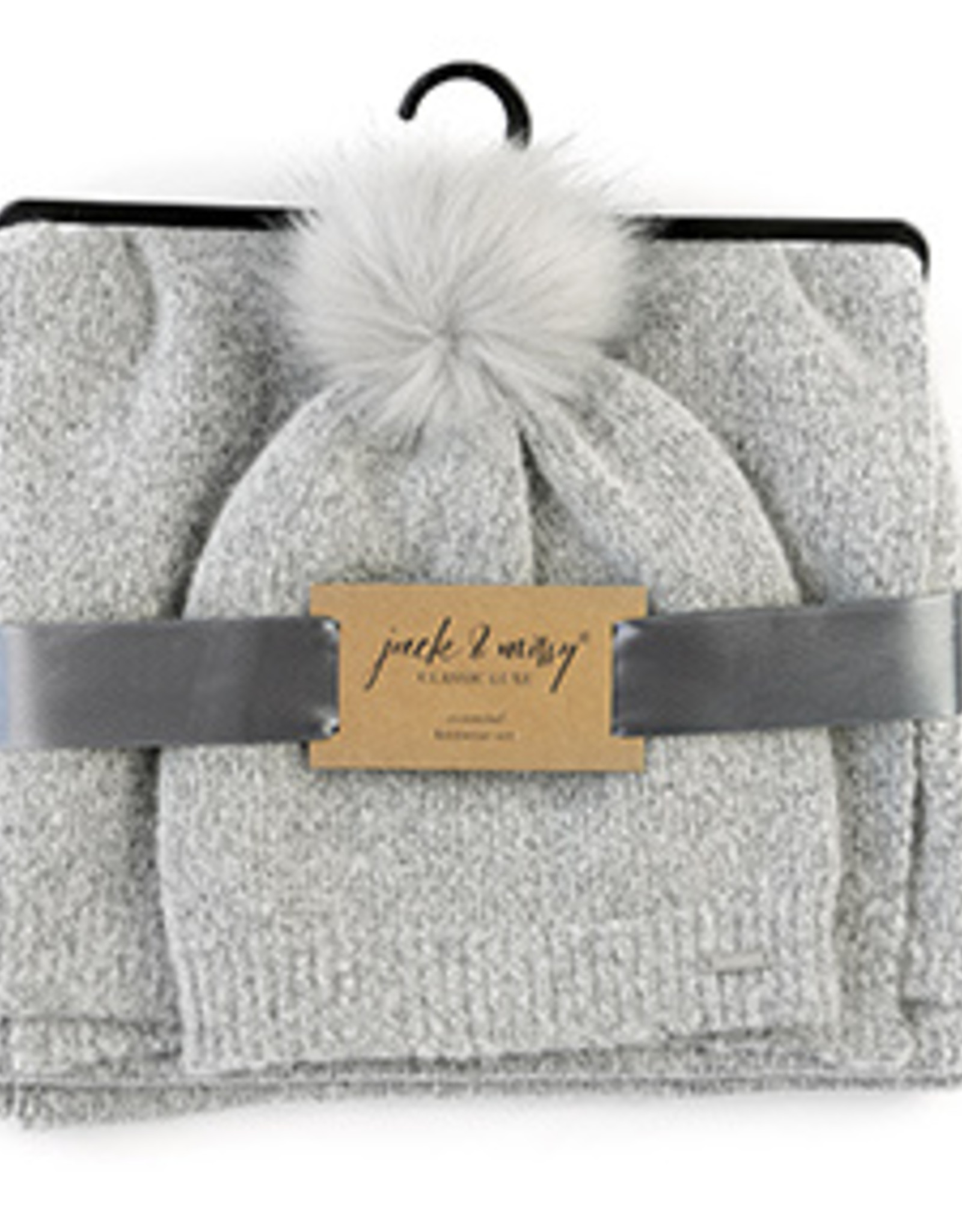 Jack & Missy - Scarf and Hat Gift Set