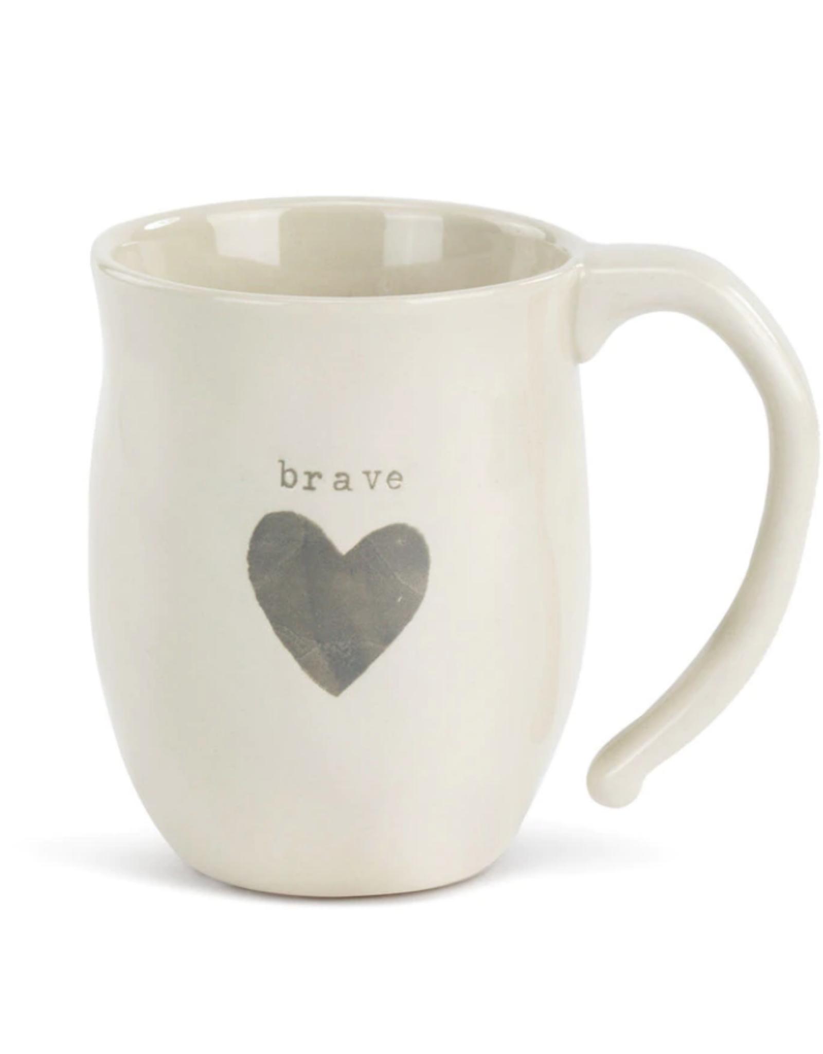 Demdaco - Heart Mug