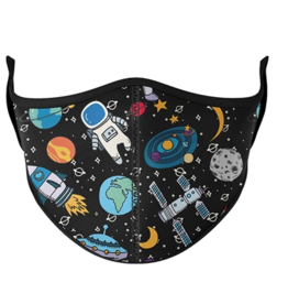 Top Trenz Top Trenz - Small Mask - Space