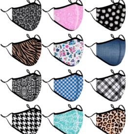 Top Trenz Top Trenz - Masks - Medium Size Fashion