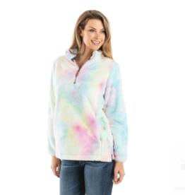 Katydid Katydid - Adult Tie Dye Pullover w/ pockets