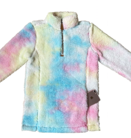 Katydid Katydid - Kids Tie Dye Pullover  w/ Pockets