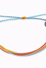 Pura Vida Pura Vida - Bright Original Citrus Surfline Bracelet