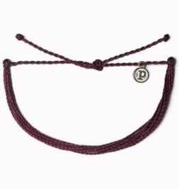 Puravida Puravida - Original Bracelet Solid Burgundy