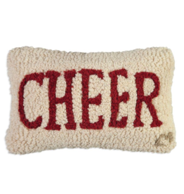 "Chandler 4 Corner - Cheer 8"" x 12"" Pillow"