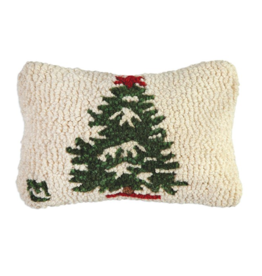 "Chandler 4 Corner - Winter Tree 8""x12"" Pillow"