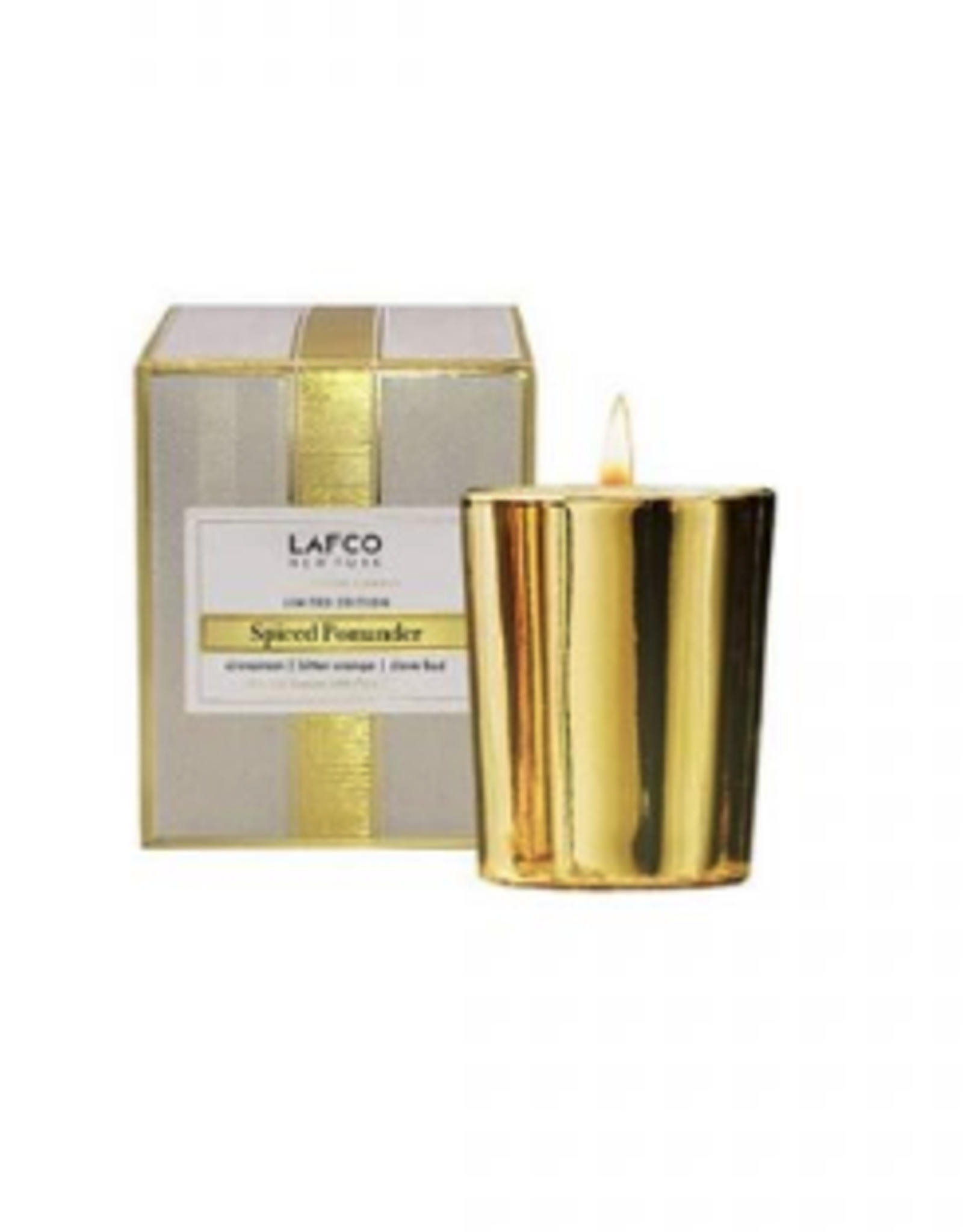 LAFCO LAFCO - 2 Oz Candle Frosted Pine Spiced Pomander