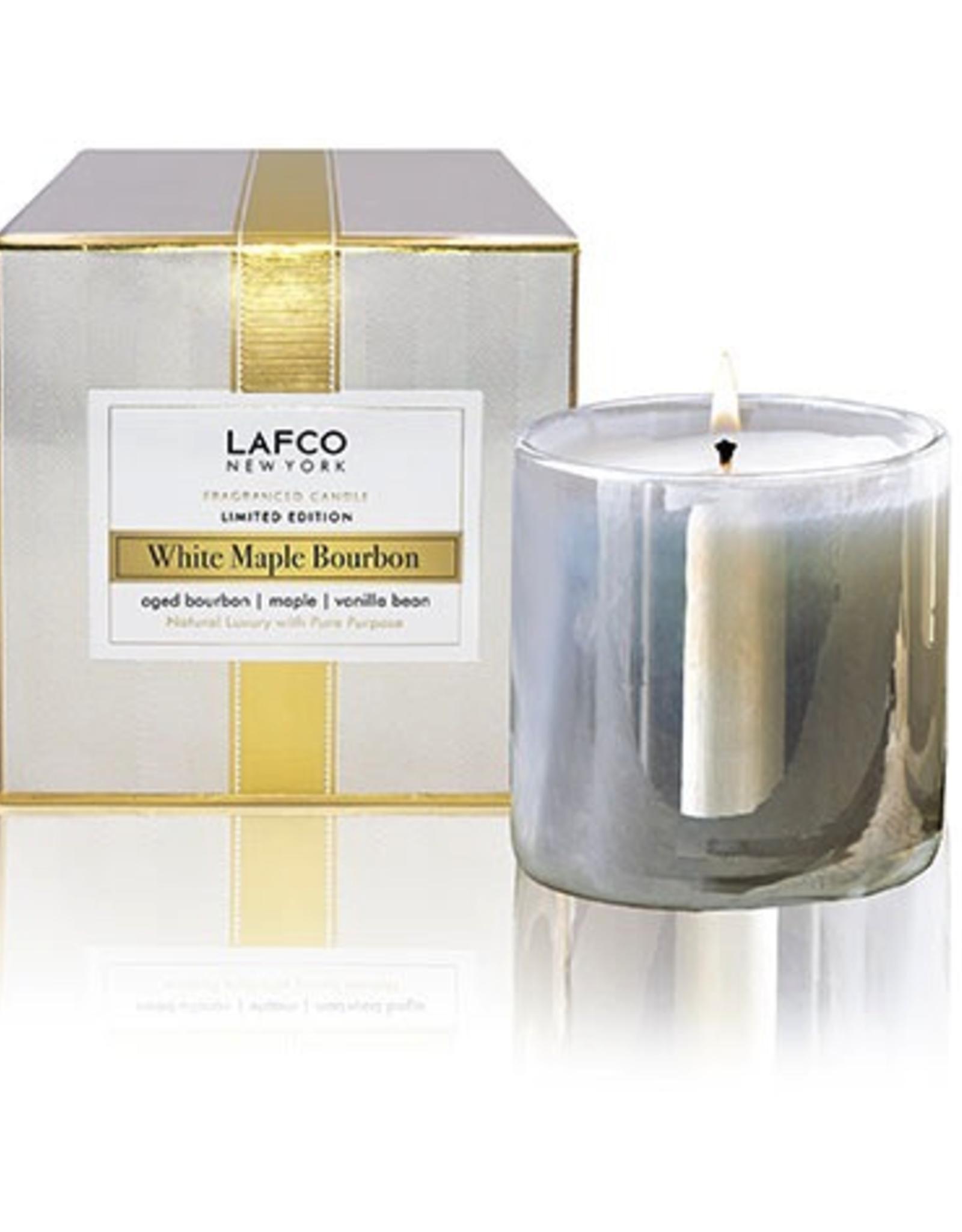 LAFCO LAFCO - 15.5 Oz Candle White Maple Bourbon
