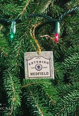 Screencraft Screencraft - Entering Medfield Stone Ornament