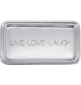 Mariposa Mariposa - Live Love Laugh Signature Statement Tray