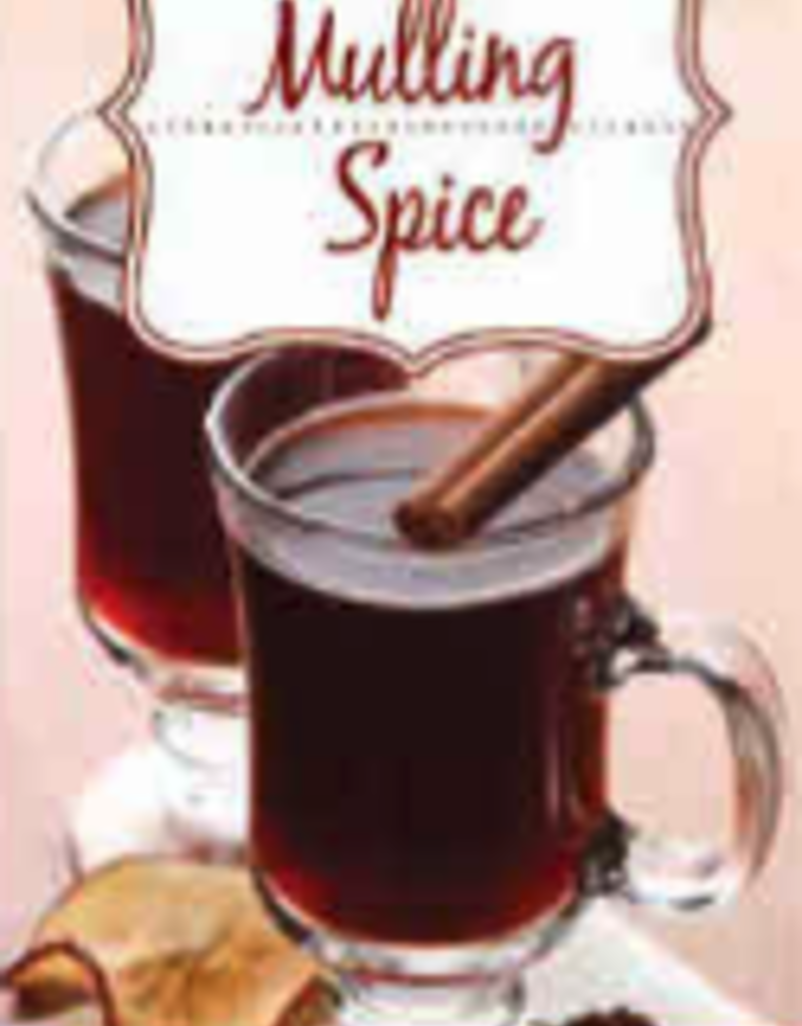 Orange Crate Foods - Mulling Spice