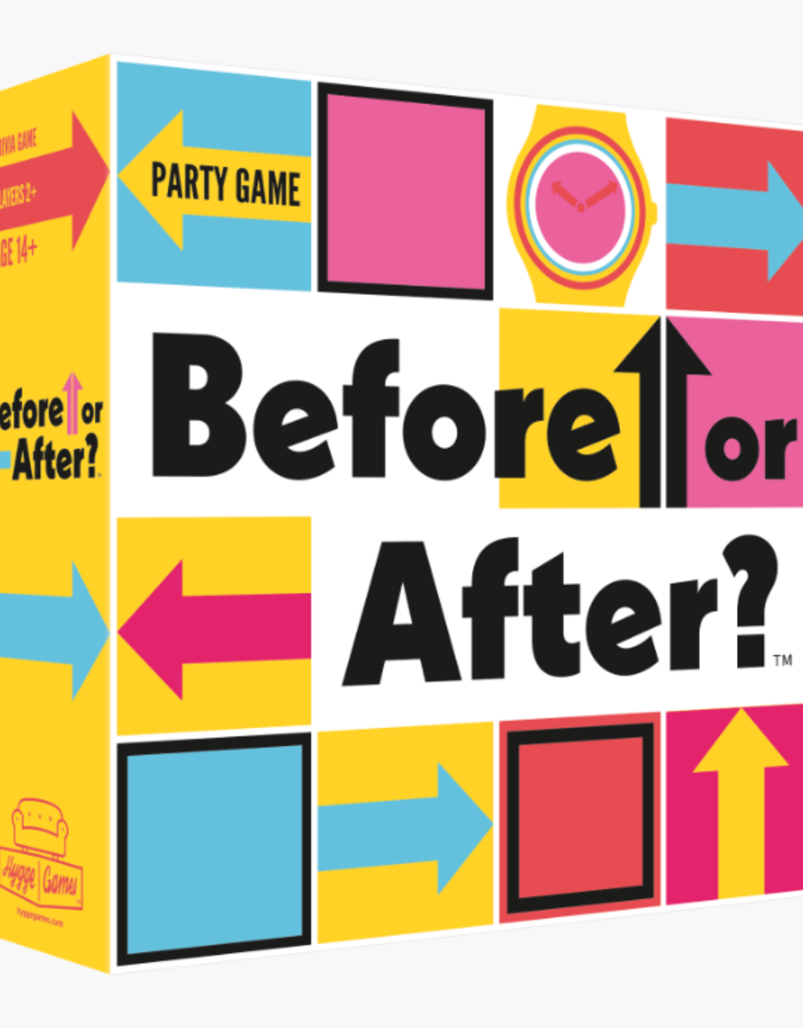 Hygge Games Hygge Games  - Before or After