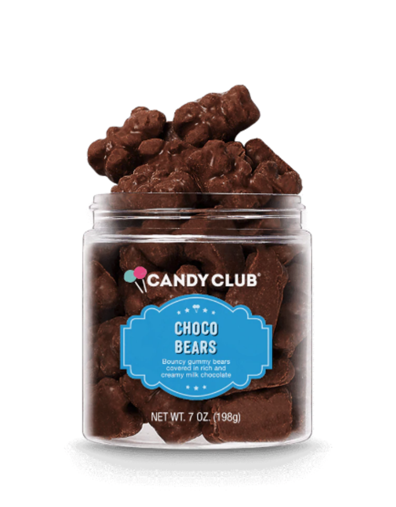 Candy Club Candy Club - Choco Bears