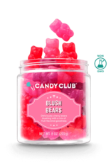 Candy Club Candy Club - Blush Bears