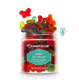 Candy Club Candy Club - Gummy Butterflies