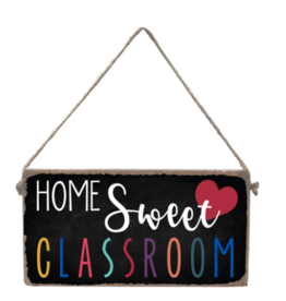 Rustic Marlin Rustic Marlin - Mini Plank Home Sweet Classroom