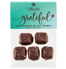Abdallah Candies Abdallah - Grateful 1.5 oz Sea Salt Caramel