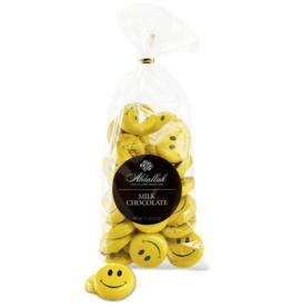 Abdallah Candies Abdallah - 7.5oz Bag Milk Chocolate Smile Faces