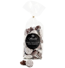 Abdallah Candies Abdallah - 8oz Bag Dark Chocolate Non Pareil