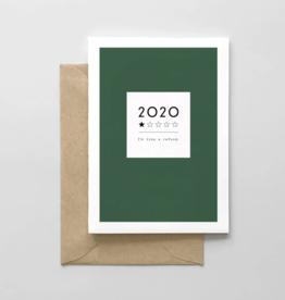 Spaghetti & Meatballs - 2020: I'd Like A Refund Card