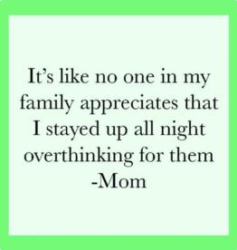 Drinks on Me Drinks on Me Coaster - Overthink Mom