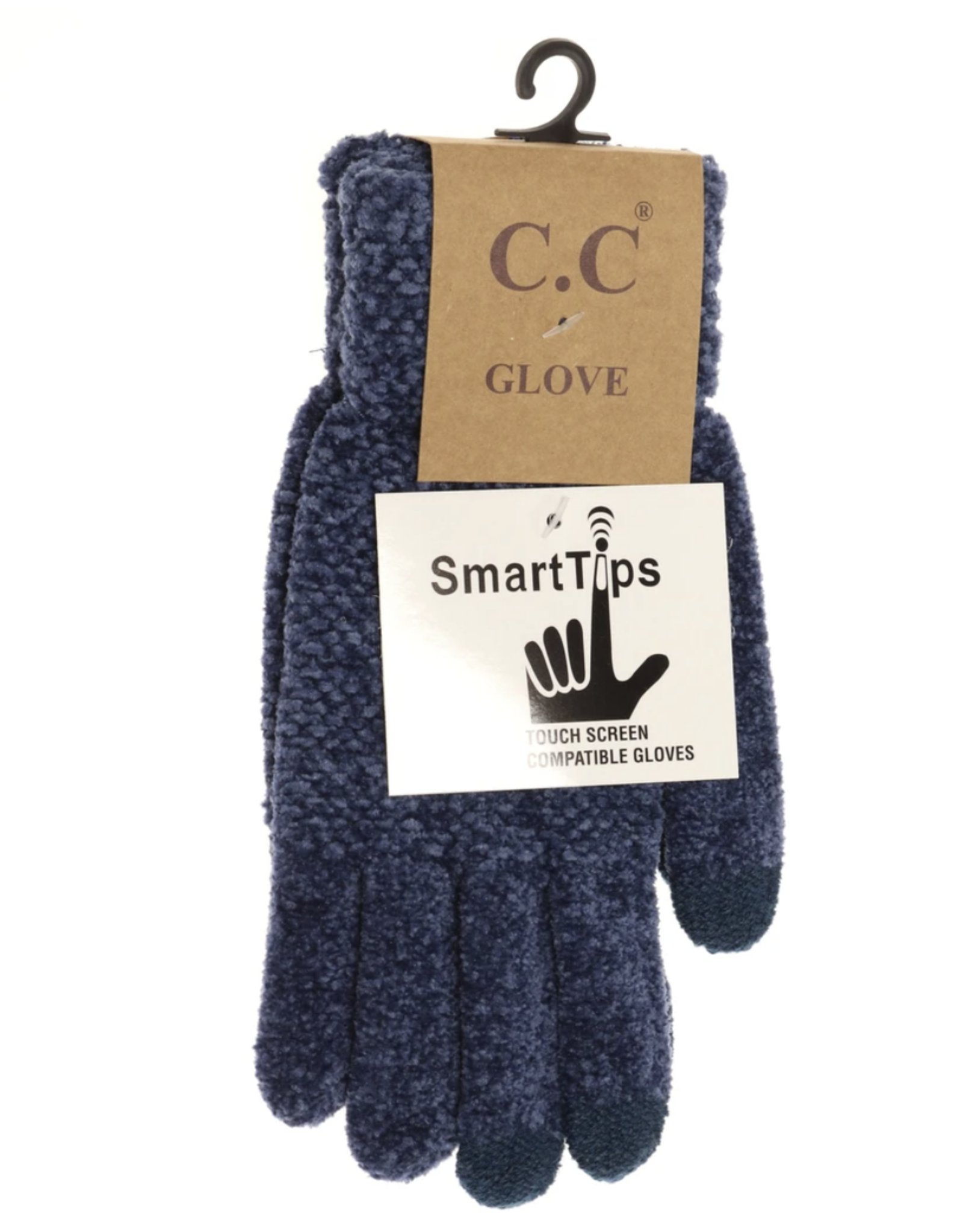 C.C. Beanie C.C. - Chenille Gloves