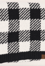 C.C. Beanie C.C. - Jacquard Knit Scarf