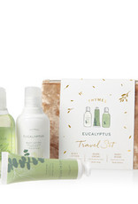 Thymes Thymes - Eucalyptus Travel Set with Beauty Bag