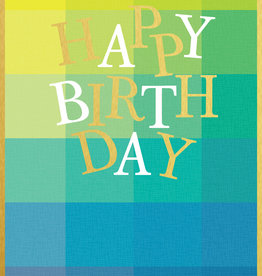 Pictura Pictura - Happy Birthday Card 60503