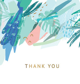 Pictura Pictura - From Me To You Thank You Card 05076