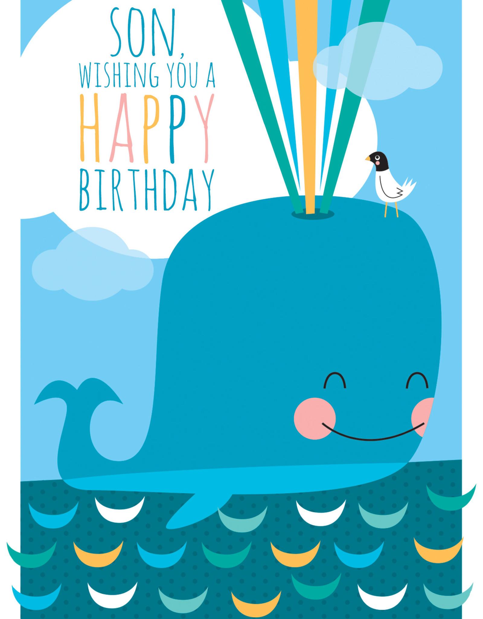 Pictura Pictura - Son Birthday Card 60115
