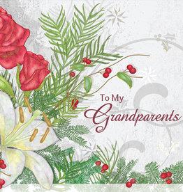 Pictura Pictura - Christmas Card Grandparents 82052