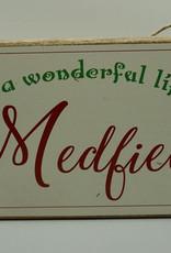 Rustic Marlin Rustic Marlin - It's A Wonderful Life in Medfield Mini Plank