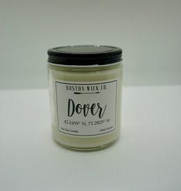 Boston Wick Boston Wick Company - Dover Lat Long Candle