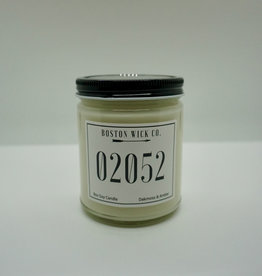 Boston Wick Boston Wick  Medfield 02052 Candle