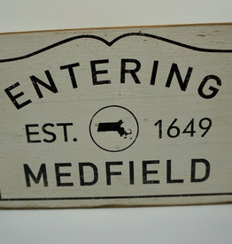 Rustic Marlin Rustic Marlin - XL Block - Entering Medfield
