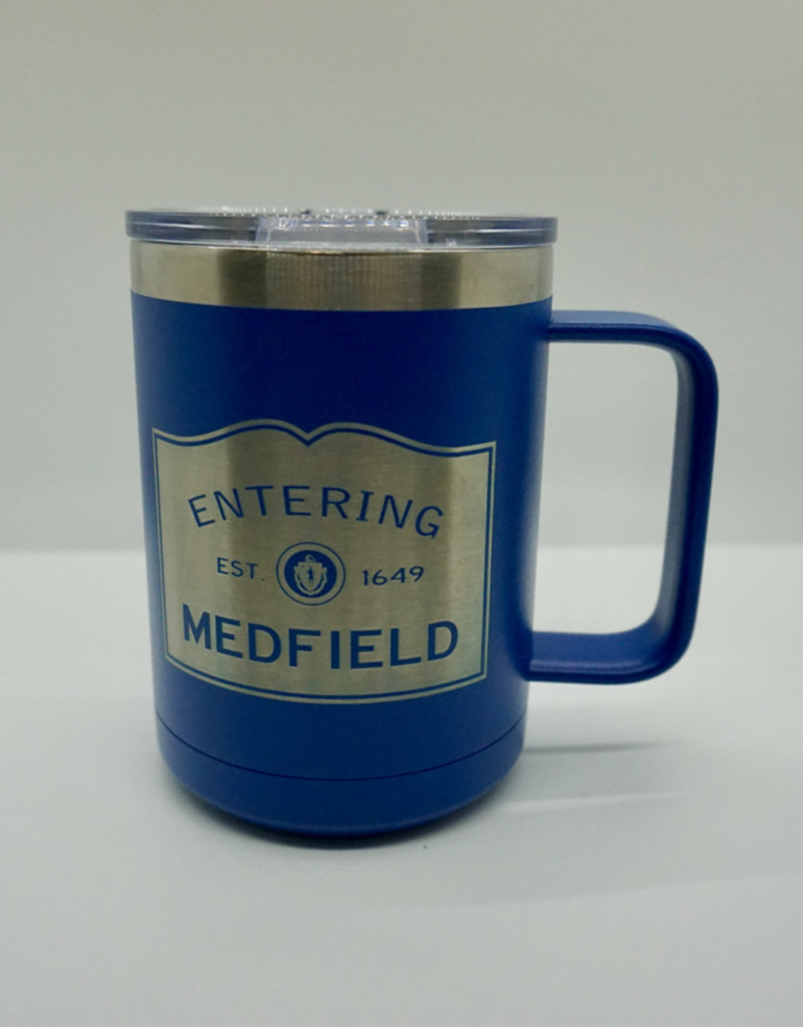Susquehanna - Insulated Mug, 15oz Enter Medfield