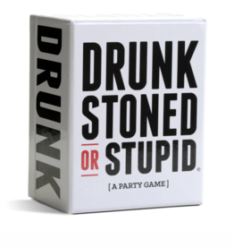 DSS Games DSS Games - Drunk Stoned or Stupid