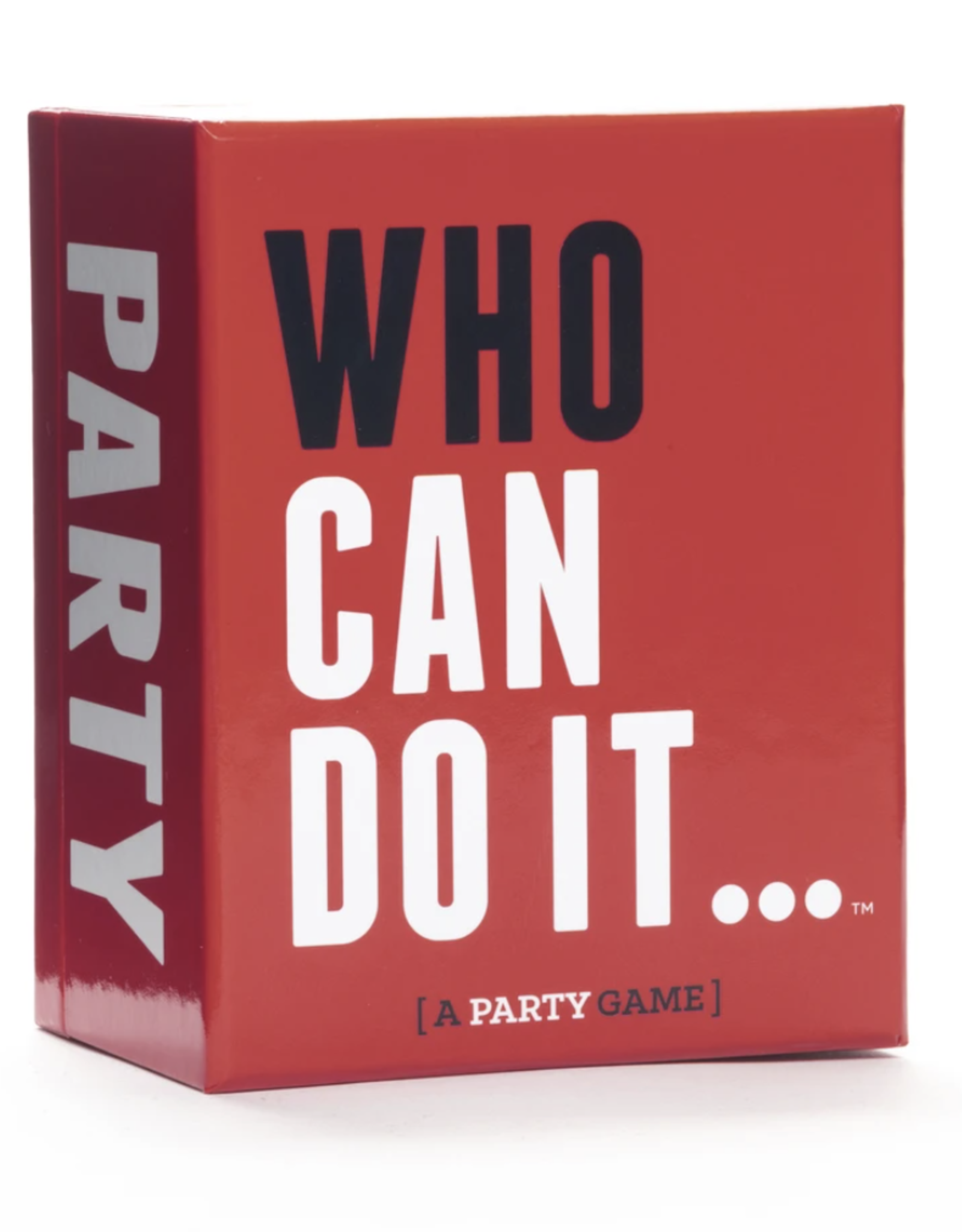 DSS Games DSS Games - Who Can Do It...