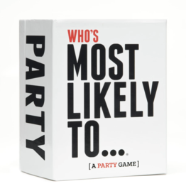 DSS Games DSS Games - Who's Most Likely To