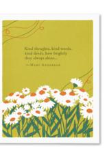 Compendium - Greeting Cards Compendium - Thank You Card 8143