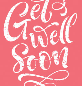 Pictura Pictura - Get Well Card 61123