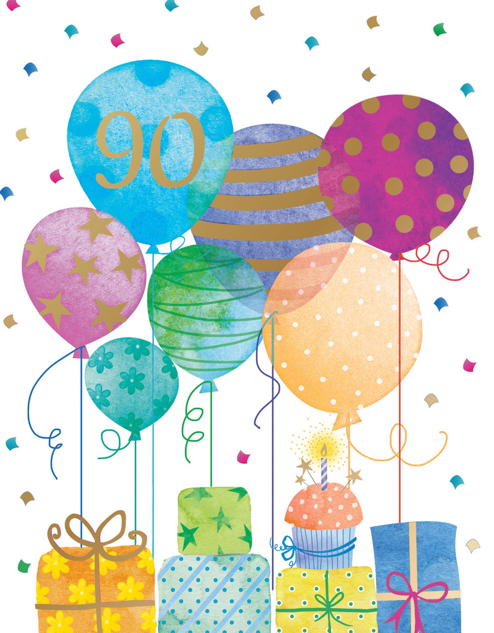 Pictura Pictura - 90th Birthday Card 60949