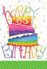 Pictura Pictura - 65th Birthday Card 60943