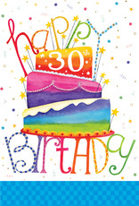 Pictura Pictura - 30th Birthday Card 60936