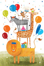 Pictura Pictura - Child Birthday Card 60920
