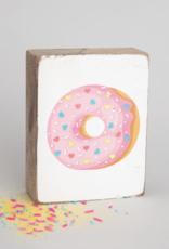 Rustic Marlin Rustic Marlin - Symbol Blocks Donut
